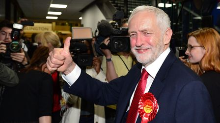 'The absolute boy': Jeremy Corbyn won big in Islington, and his manifesto slogan of 'for the many, n
