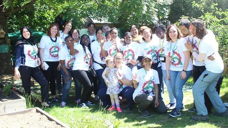 Hackney Forest School launched on Saturday.