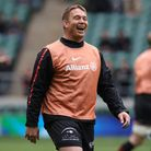 John Smit will return to Saracens for the Worldwide Currencies Cup on June 30 (pic: Matthew Impey/wi