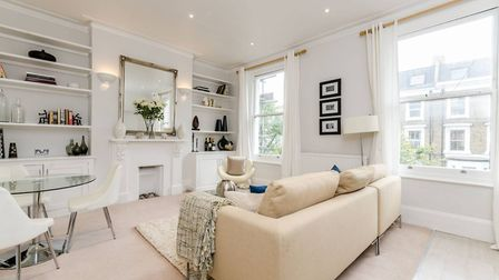 The idea is to make each property look stylish and inviting, allowing the potential buyer to imagine