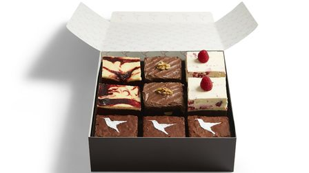 A selection of Hummingbird's cakes. Picture: Hummingbird Bakery