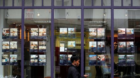 House prices fell across the UK for the first time in June for eight years as the economy suffers fr