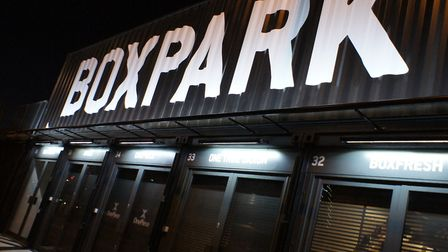 Boxpark, Shoreditch. Picture: James Mitchell/Flickr (CC BY-SA 2.0)
