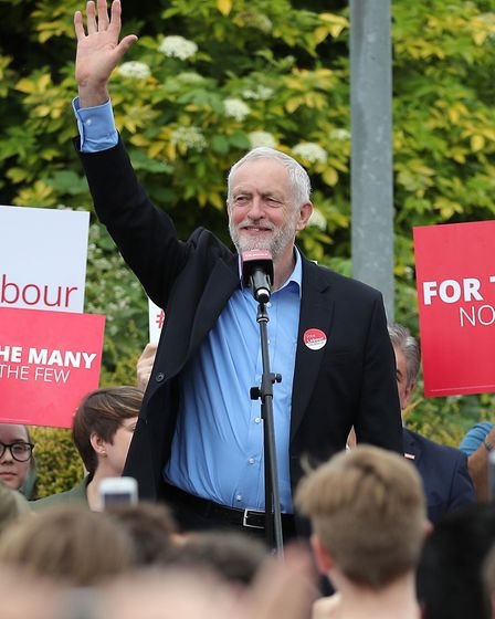 """The Labour Manifesto has pledged to """"consider new options such as a land value tax, to ensure local"""