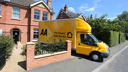 The AA's new mortgage range includes fixed rate mortgages with just 5 per cent deposit payable, whil