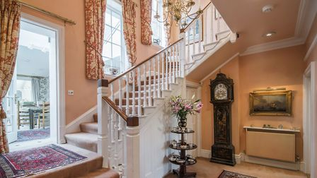 Frognal Way is on the market with Marcus Parfitt for �8,350,000