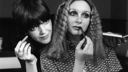 British fashion designer Mary Quant. Picture: Terence Spencer/Camera Press