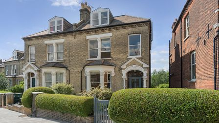 Laurier Road, Highgate, NW5, £2,950,000, Benham and Reeves, 020 7284 0101