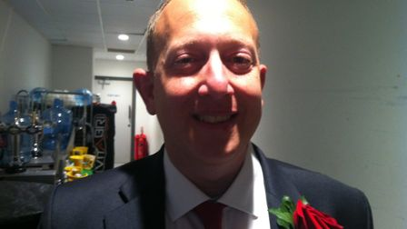 Jeremy Newmark is the chair of the Jewish Labour Movement.