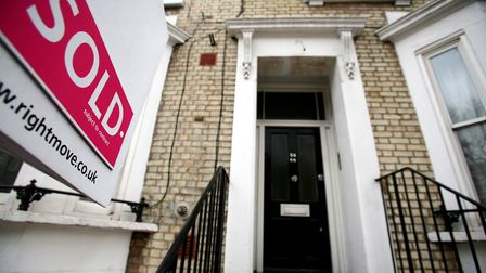 Since 2006 before the financial crash, sales in greater London have taken a dive of 44 per cent