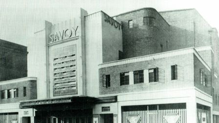 The newly built Savoy in 1936. Picture: Amir Dotan