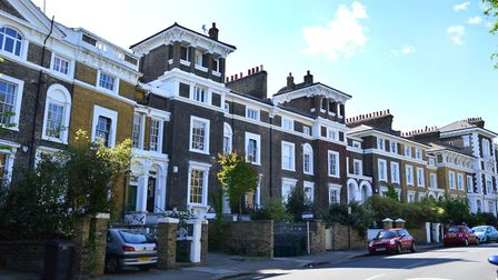Property in Camden costs 10.95 the average salary in the borough, placing it10th most affordable in
