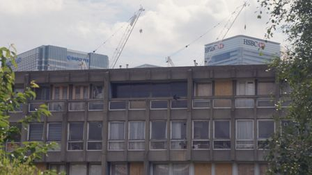 Robin Hood Gardens is one of London's most famed council estates and is set for imminent demolition