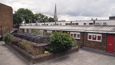 The residents of Cressingham Gardens, Lambeth put together a People's Plan to regenerate Cressingham