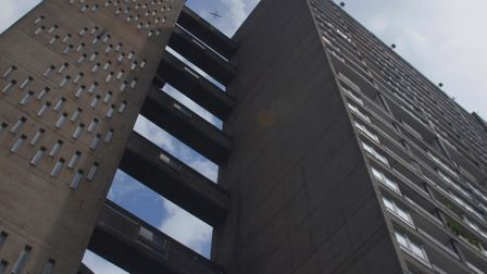 Balfron Tower in Tower Hamlets was designed by Erno Goldfinger in the 1960s and is protected from de