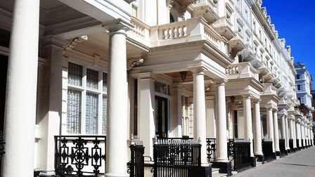 Demand is still high for homes in Kensington and Chelsea where estate agents are desperate for stoc