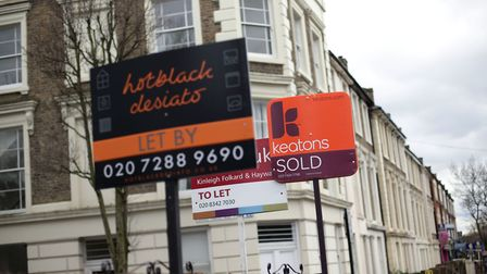 Top high street agents perform better when it comes to sales, shifting 82.42 per cent of homes liste