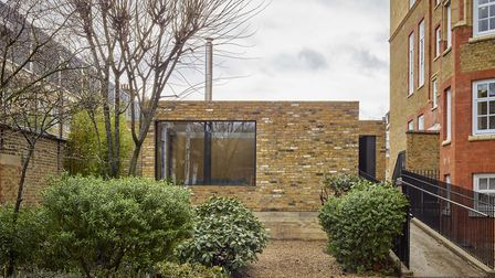 Hidden House by Coffey Architects