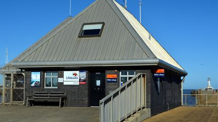 The RNLI Lifeboat shop in Lowestoft. Picture: Mick Howes