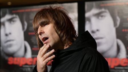 """Liam Gallagher described being heckled by fans outside his Hampstead home on the High Street as """"lik"""