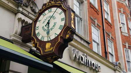 Forget the 'Chiltern Firehouse effect', maybe it's the Waitrose on Marylebone High Street that's cau