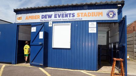 The deal ensures young players and coaches from the Lowestoft Town Sports Academy will benefit from