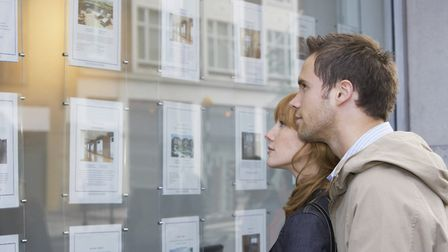 Estate agents often keep properties on their books that they won't display in the window, reserved f