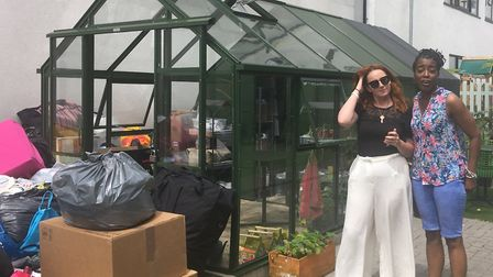 FountLondon was inundated with donations for victims of Grenfell