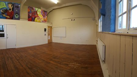 A room this size would normally cost a fortune in rent, but through Ad Hoc guardians can temporarily