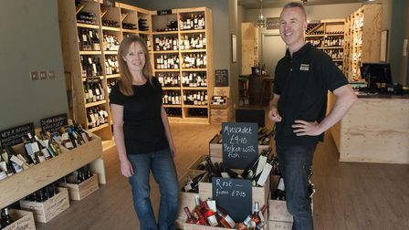 Prohibition Wines in Muswell Hill, run by Louise van der Staeten & Paul Shanley, is another favouri