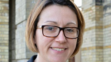 Councillor Claire Kober Leader of Haringey Council has seen off a no confidence vote. Picture: POLLY
