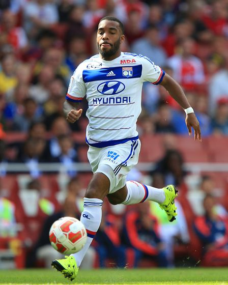 Alexandre Lacazette has been signed by Arsenal in a £52 million transfer deal