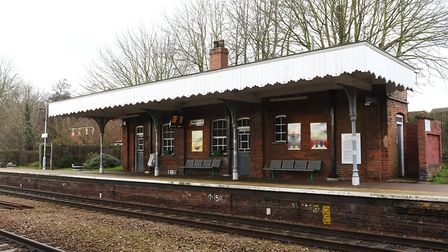 Reedham railway station. Picture: Archant library.