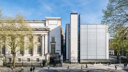 Hot competition for the north London development is The British Museum World Conservation and Exhibi