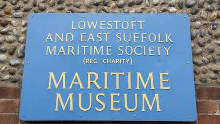 The museum documents Lowestofts time as a shipbuilding heavyweight and fishing focal point. Picture: