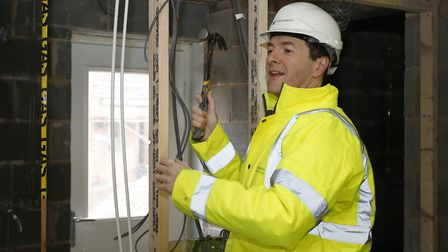Former Chancellor George Osborne introduced the London Help to Buy Equity Loan scheme in the 2015 Au