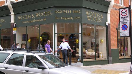 Damien Pullen of Woods and Woods died unexpectedly on June 26.
