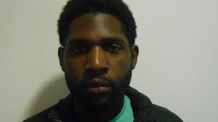 Police would like to speak to Sanchez Edwards, 28. PICTURE: Metropolitan Police