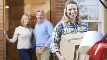 A third of second steppers rely on the Bank of Mum and Dad, borrowing on average £21,231 from friend