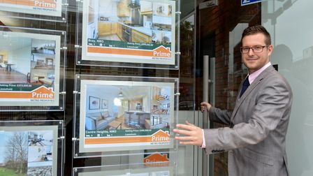James Keane is on hand at Prime Metro's Swiss Cottage branch to help you get your house price right
