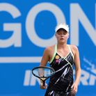 Great Britain's Harriet Dart is looking forward to making her Wimbledon debut in the women's doubles