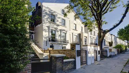 St Augustines Road, NW1, �2,000,000