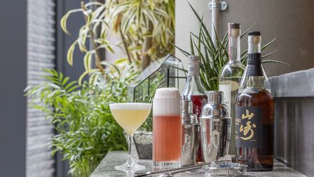 Cocktails at Treves and Hyde