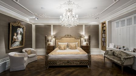The bed is made by a French company, and Dorsch is their only UK supplier