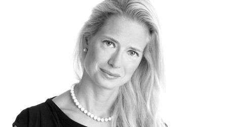 Claudia Dorsch worked in finance before her second career as a designer