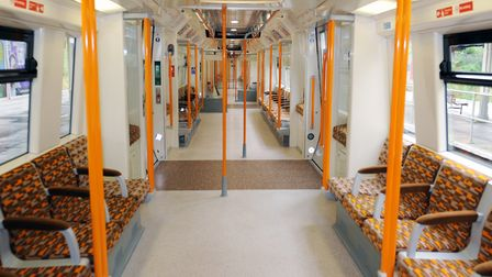 Part of the London Overground is set to run through the night from December (Picture: Fiona Hanson/P