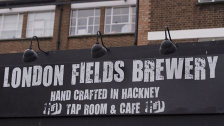 London Fields Brewery was founded in 2011. Picture: Arnaud Stephenson