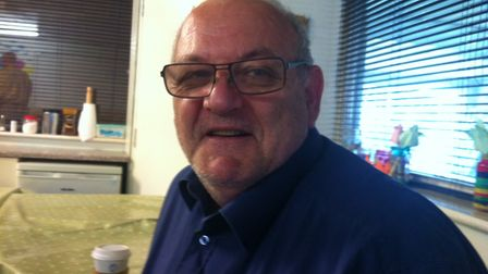 Phil Rose has accused the council of treating residents affected by the Haringey Development Plan wi