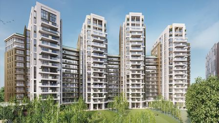 Paddington Gardens is the only development in the Paddington Basin with over an acre of greenery