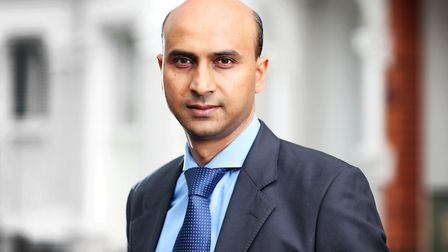 Mayank Mathur has a background in investment banking and tech startups